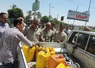 ضبط 58 قضية تموينية متنوعة ضمن حملة للقضاء على الغش التجاري في المنيا
