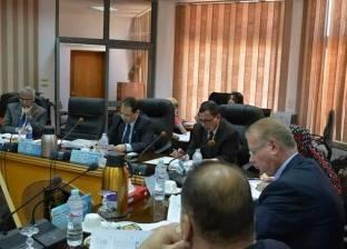 مجلس جامعة بورسعيد يمنح الجهاز الإداري 700 جنيه بمناسبة رمضان