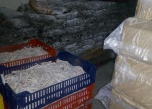 ضبط مصنع دون ترخيص لتعبئة أرجل الدواجن وتصديرها للصين في 15 مايو