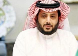 """تركي آل الشيخ ينعي رئيس قناة الأهلي: """"لم يشارك في الإساءة أو التطاول"""""""