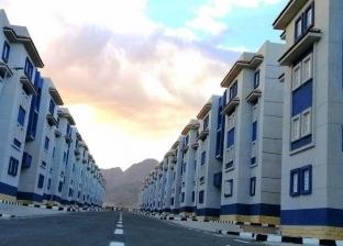 هاني يونس ينشر صورة من الوحدات السكنية الجديدة بالرويسات: تحيا مصر
