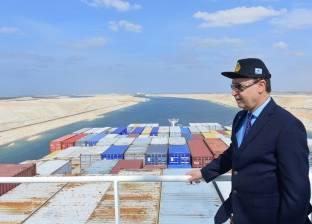 مميش: تنمية سيناء تستلزم وجود مرفأ على المتوسط وتطوير ميناء العريش