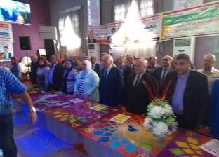 محافظ الدقهلية يشهد حفل تكريم طلاب التربية الفكرية بمنية النصر