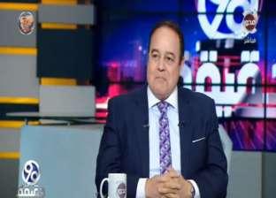 جمال الشاعر: الرئيس عرفات أصر نقل التلفزيون المصري لاستلام رام الله