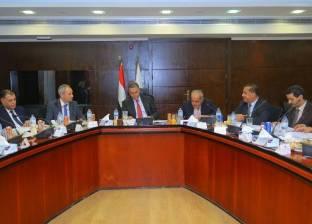 """وزير النقل يترأس اجتماع الجمعية العمومية لـ""""القابضة للطرق والكباري"""""""