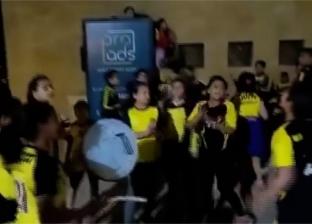 اعتصام ضد مجلس إدارة وادي دجلة في 6 أكتوبر بسبب إلغاء نشاط اليد