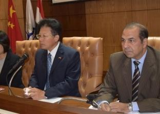 """""""الغرف التجارية"""" تبحث زيادة العلاقات الاقتصادية المصرية الصينية"""