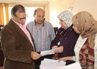 """""""عين شمس"""": ضخ 30 ألف استمارة ترشح لإدارات رعاية الشباب بالكليات"""