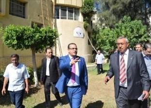 رئيس جامعة المنصورة: القرية الأولمبية تحتاج إلى الصيانة الدورية للحفاظ عليها