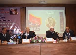 """مكرم محمد أحمد: دور تثقيفي وتنويري لـ""""دار الهلال"""" في محاربة الإرهاب"""