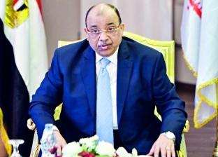 """""""شعراوي"""": الرئيس السيسي طالب بإحداث نقلة نوعية في حياة مواطني سوهاج وقنا"""