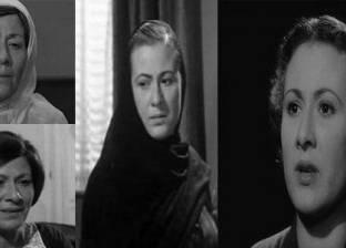 عزيزة حلمي.. البارعة التي جسدت دور الأم في العشرينيات من عمرها