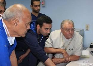 مجدي يعقوب: أحلم بإنشاء مراكز امتياز لأمراض القلب في المناطق المحرومة
