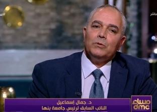 نائب رئيس جامعة بنها السابق يشرح مشروع دعم الأسر الفقيرة بالأرانب
