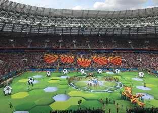 بالفيديو| قبل مونديال روسيا.. مشاهد من حفلات افتتاح كأس العالم
