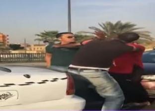 إيمان الحصري: الضابط المعتدي على سائق التاكسي برتبة رائد وتم إيقافه