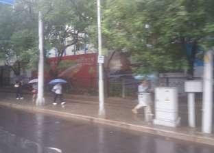 أمطار غزيرة تسفر عن قتيل في غرب اليابان