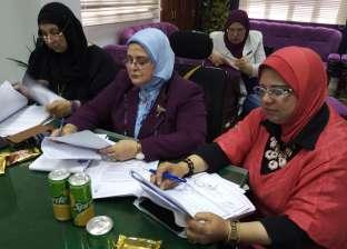 """""""تعليم كفر الشيخ"""" تناقش الوضع القانونى للمدارس الخاصة ومشاكل المعلمين"""