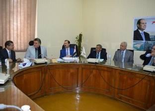 لجنة لإعداد بروتوكول بدء إنشاء المستشفى الجامعي الجديد ببنها