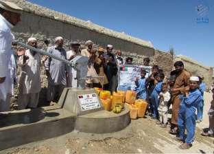 بدء مشروع توفير المياه الصالحة للشرب في أفغانستان بتمويل إماراتي