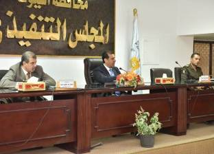"""""""تنفيذي أسيوط"""" يوافق على إنشاء 11 مدرسة وملعب خماسي ووحدة إسعاف"""