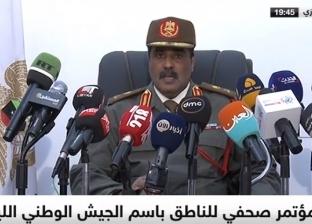 المسماري: أموال ضخمة تدفع في الداخل والخارج لتشويه صورة القوات الليبية