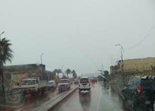 الأرصاد: أمطار حتى السبت.. وعودة الرياح الأسبوع المقبل