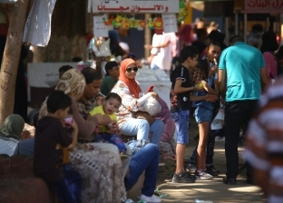 رجائي: حديقة الحيوان بالجيزة استقبلت 80 ألف زائر في ثالث أيام العيد