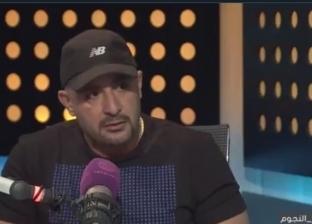 """فيديو  أحمد السقا تعليقا على أزمة عمرو وردة: """"كل ابن آدم خطاء"""""""