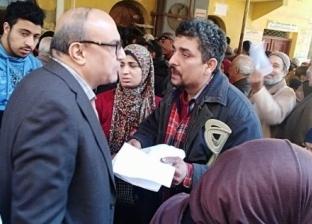 """""""تموين الإسكندرية"""": زيادة الطلب على أسطوانات الغاز بسبب برودة الطقس"""