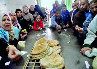 """""""معلومات مجلس الوزراء"""": لا رفع لسعر رغيف الخبز المدعم"""