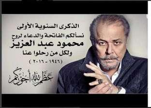 بالفيديو  رسالة نجل محمود عبد العزيز في ذكرى رحيل الساحر