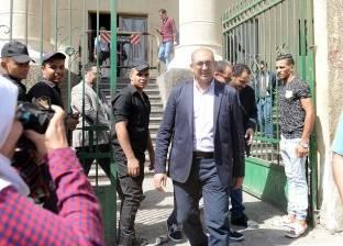 تشديدات أمنية بمحيط محكمة شمال الجيزة تزامنا مع نظر استئناف خالد علي