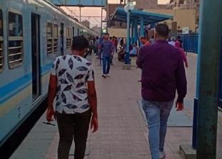 عاجل.. توقف حركة القطارات في 3 محطات بمترو الأنفاق