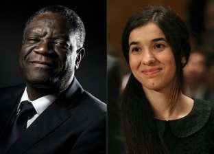 قادة العالم يرحبون بمنح جائزة نوبل للسلام لطبيب كونغولي وناشطة إيزيدية
