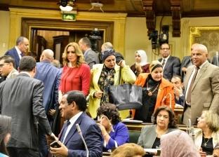 """""""شيمكو"""" وجليلة مصطفى يحسمان مقعدي وكالة """"إعلام النواب"""" بـ""""القرعة"""""""