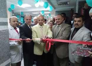 افتتاح قسم الصيدلة الإكلينيكية بمستشفى فاقوس بالشرقية