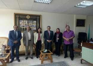 """تعاون بين جامعتي """"النيل الأهلية"""" و""""المنيا"""" لدعم ريادة الأعمال"""