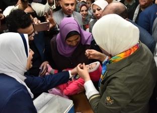 """الأطفال السوريين والأفارقة في صدارة المستهدف من """"تطعيم شلل الأطفال"""""""