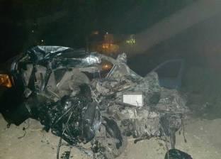 """النيابة تحقق في حادث تصادم 5 سيارات على طريق """"NA"""" بالتجمع الخامس"""