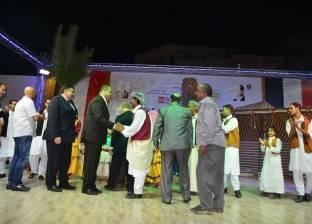 """تكريم أطفال أيتام في """"قصر ثقافة المحلة الكبرى"""""""