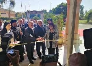 محافظ الوادي الجديد يشارك في افتتاح المؤتمر الاقتصادي بالأقصر