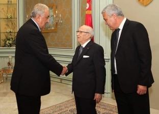 بالصور  الرئيس التونسي يستقبل المشاركين بمؤتمر اتحاد المحامين العرب