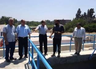 كيميائيون بجامعة المنوفية يبحثون تطوير آليات تنقية المياه بالقرى