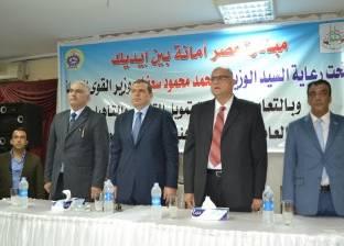 وزير القوى العاملة: تحية لرجل الحرب والسلام على بناء مدينة السادات
