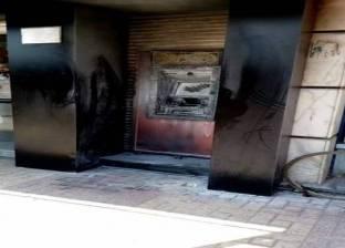 """مصادر: ماس كهربائي وراء حريق مستشفى """"أم المصريين"""""""