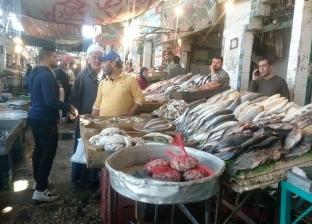 ارتفاع أسعار الأسماك 10% قبل شم النسيم.. وتجار: سعر البيض مستقر