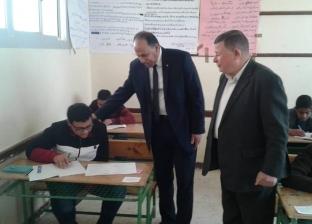 """وكيل """"تعليم جنوب سيناء"""": لا شكاوى من امتحانات الشهادة الإعدادية"""