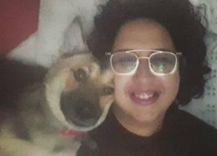 """""""زئردة"""".. كلبة اختفت بشكل غامض بعد وفاة صاحبتها في حادث سير"""