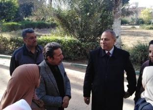 نائب محافظ القاهرة: إزالة مخلفات محيط محطة الخيول في عين شمس